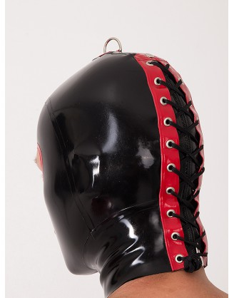 Latex BDSM Maske