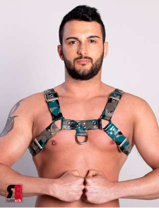 Latex Harness