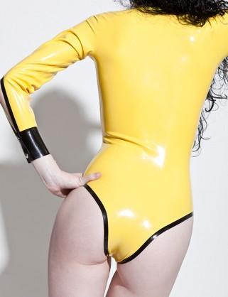 "Damen Latex Body ""Sexytärin"""