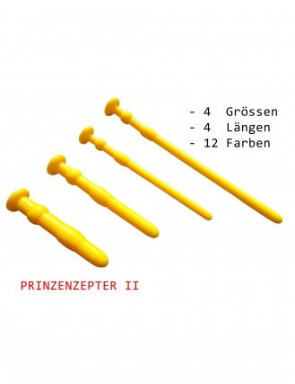 Harnröhren Prinzenzepter II - innen hohl