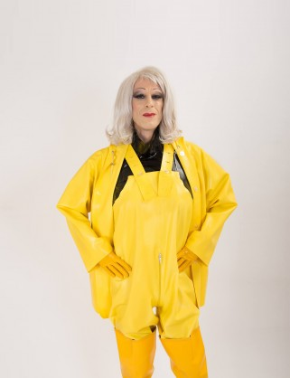 Latex Regenjacke