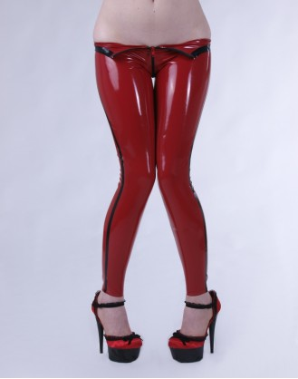 Latex Leggings 2