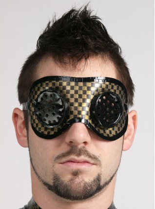 Latex Augenbinde