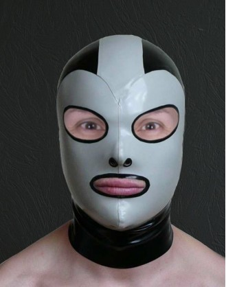 Latex Mask 9