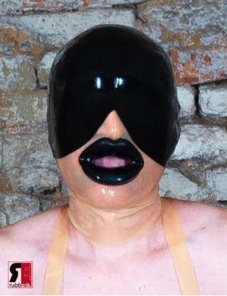 Latex Maske Submissive Executioner