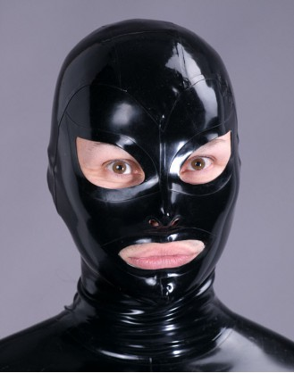 Latex Mask 1