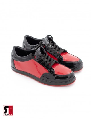 Latex Herren Freizeit Schuhe 2