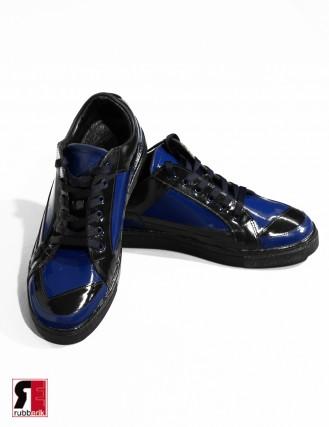 Latex Herren Freizeit Schuhe