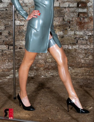 Latex Strümpfe in Classic Look